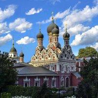 Храм Георгия Победоносца в Ендове. :: Евгений Голубев
