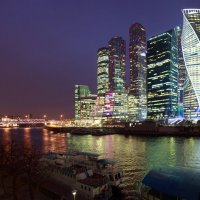 Немного о Москве :: Дамир Белоколенко
