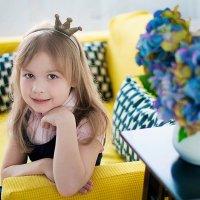 Маленькая принцесса :: Анастасия Рычагова
