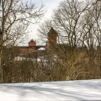 Тевтонский замок :: Gennadiy Karasev