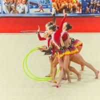 художественная гимнастика :: Anastasia Silver