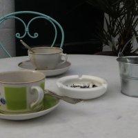 Допитый кофе :: Наталья Джикидзе (Берёзина)