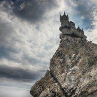 Ласточкино гнездо, Гаспра. Крым :: Марина