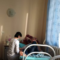В больнице :: Константин Вавшко