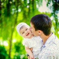 Очаровательная Алиса и ее родители ! :: Кристина Беляева