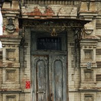 Старые двери :: Константин Бобинский
