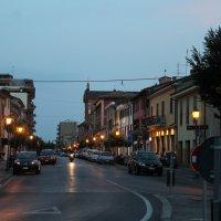 Rimini,Italia. :: Julia Pantushenko