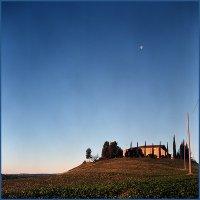 Тосканский пейзаж :: Геннадий Александров