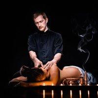 Фото для сайта нашего семейного массажиста Ивана Кудина - нашего волшебника! :: Aнатолий Дождев