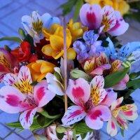 Корзиночка с цветами :: Светлана