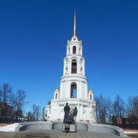 Колокольня Воскресенского собора :: Наталья