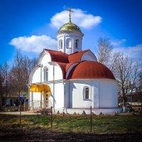 Церковь Введения во храм Пресвятой Богородицы. г. Минск. :: Nonna