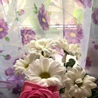 Букетик цветов :: Елена Семигина