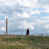 На подходе к Поклонному кресту ... :: Валентина ツ ღ✿ღ