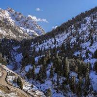 дорога на ледник :: Марат Макс