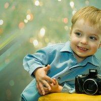 Юный фотограф :: Валерий Ходунов