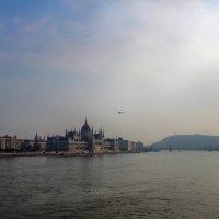Закат над Дунаем (2) :: Александр Валяев