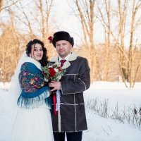 Свадьба Дамира и Дины. :: Лилия Абзалова