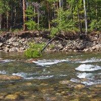Холодный поток :: val-isaew2010 Валерий Исаев