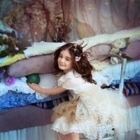 Принцесса на горошине :: Виктория Махтакова