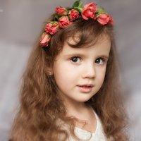 Девочка-весна :: Анастасия Исайкина