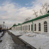 Здание бывшего монетного двора. :: михаил суворов