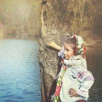 У воды :: Olga Zhukova