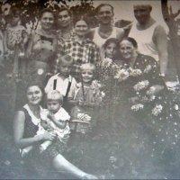 Родственники. 1958 год :: Нина Корешкова
