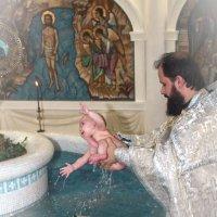 Таинство Крещения :: Николай Фролов