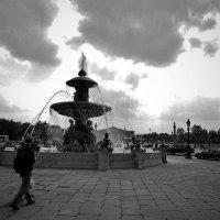 Paris, Place de la Concord :: Борис Соловьев