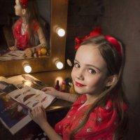 Детский Pin Up :: Олеся Вагнер