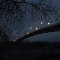 Ночной мост. :: Андрий Майковский
