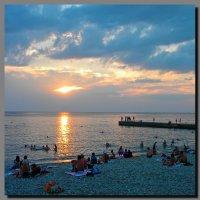 дивноморск.  море.  пляж. :: Ivana