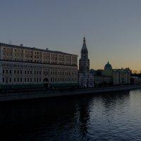 Московские закаты3 :: Константин Сафронов