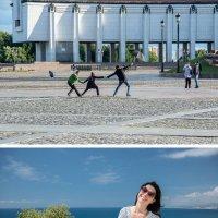 Фотографии со сложносочинённой композицией с тремя и более объектами, разноплановую, полицентровую п :: Константин Вергун