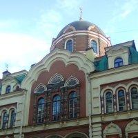 Церковь святого Апостола и Евангелиста Иоанна Богослова (Леушинское подворье) :: Светлана Калмыкова