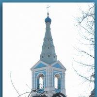Незаконному строительству РПЦ в парке Торфянка посвящается :: Андрей Зайцев