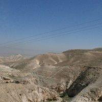 пустыня Иудейская :: Евгения Куприянова