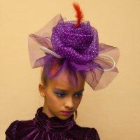 Мои шляпки-вуалетки :: Вера Бережная