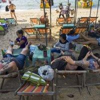 Первая неделя. Фото 1. Таиланд. Паттайя :: Владимир Шибинский