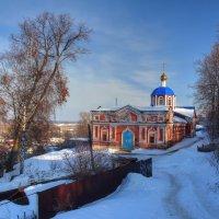 Маленькая церковь :: Константин