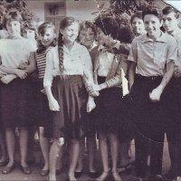 Восьмиклассники. 1964 год :: Нина Корешкова