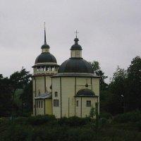 Сельская церковь.... :: Tatiana Markova