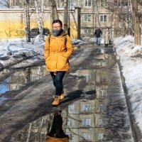 Пешком по улицам Хабаровска \\серия\\ :: Николай Сапегин