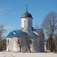Церковь Успения Пресвятой Богородицы. :: Юрий Шувалов