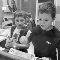 ВТБ и детский труд :: Татьяна Валенцова