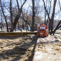 В песочнице :: Юля Колосова