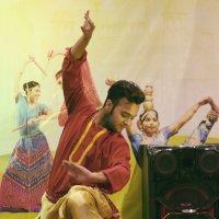 индийский танец :: Ирина Сафонова