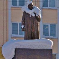 Ленин в шубе :: Вячеслав Завражнов