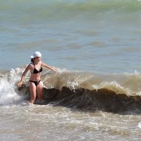 Ух-хх! Волна! :: Виктор Шандыбин